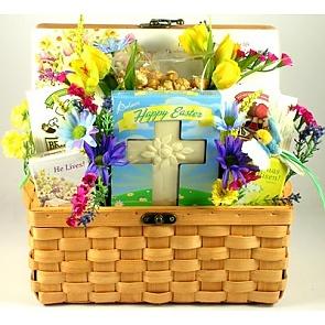 Easter Blessings Easter Gift Basket