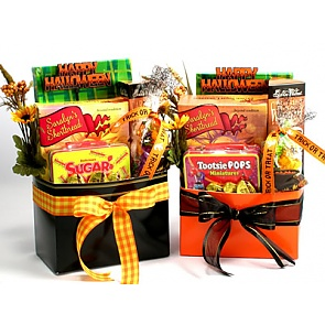 Spook-Tacular Treats Gift Box