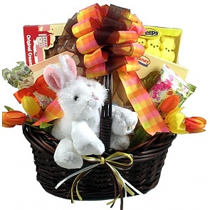 Bunny Business Easter Basket