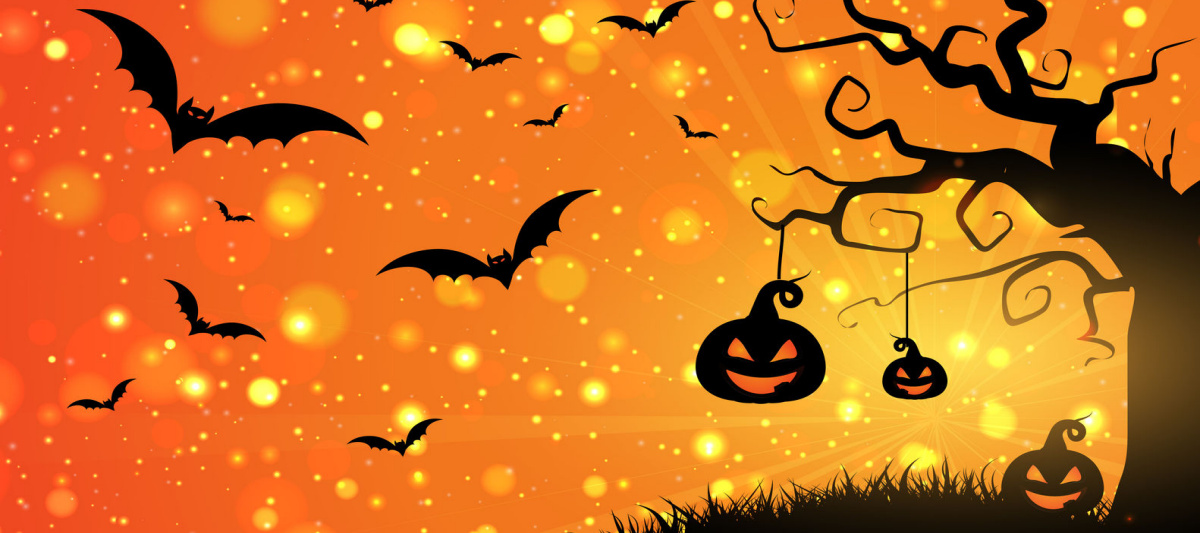 Send Halloween gift baskets.