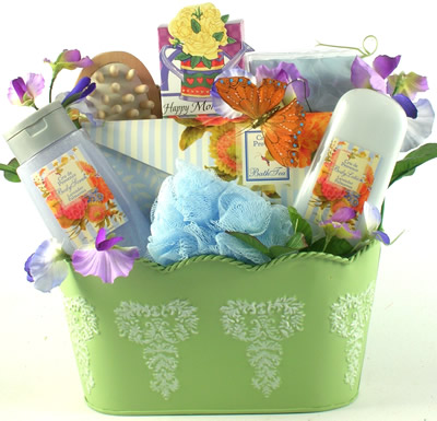 Spa therapy gift basket for women negle Choice Image
