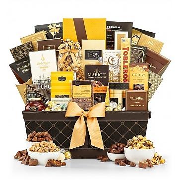 Crowd Pleaser Gift Basket