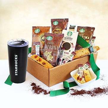 Starbucks on the Go Gift Box