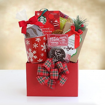 Holiday Coffee and Desserts Care Package