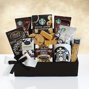 Starbucks Statement Gift Box