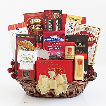Gift Basket For The Whole Gang