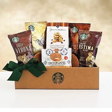 Starbuck's Sampler Gift Box