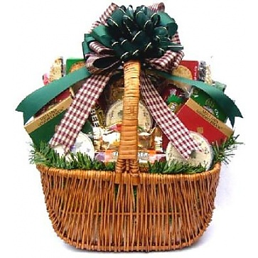 Cut Above Holiday Gift Basket (Large)