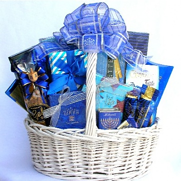 Festival of Lights Gift Basket (Medium)