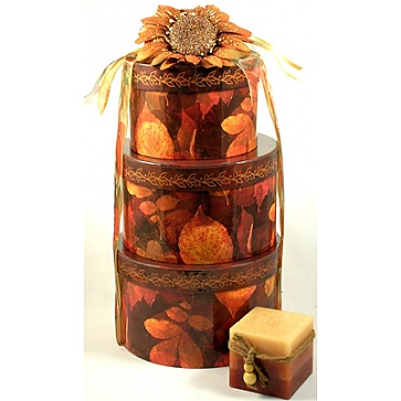 Flavors of Fall Deluxe Gift Basket