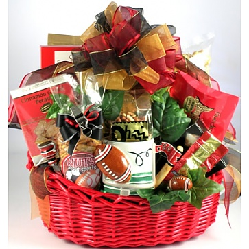 Game Day Gift Basket (Large)