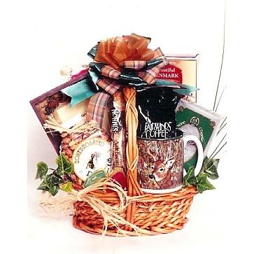 Gone Hunting Gift Basket (Large)