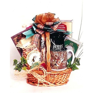 Gone Hunting Gift Basket (Medium)