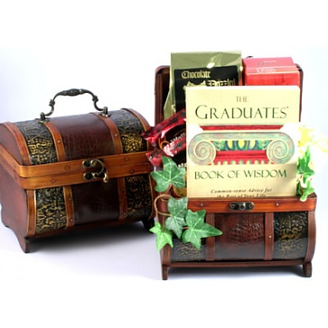 Graduation and Beyond Gift Basket