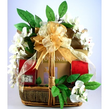 Peace and Serenity Gift Basket (Medium)