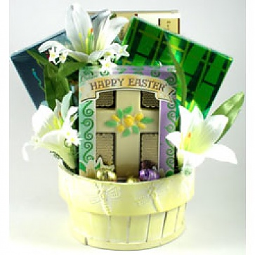 The Spirit of Easter Gift Basket