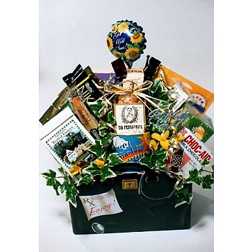 Village M.D. Gift Basket (Large)