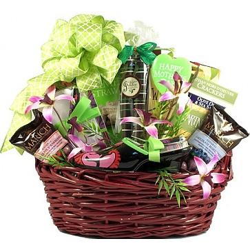 A Mother's Touch Gift Basket