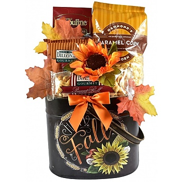 Autumn Splendor Gift Basket (Small)