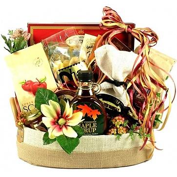 Easter Breakfast In Bed Gift Basket