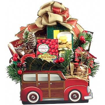Memories of Christmas, Holiday Gift Basket