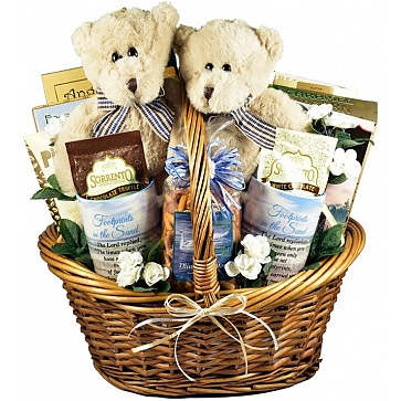 Comforting Gift Basket (X-Large)