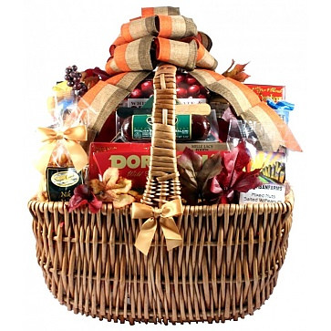 Cut Above Fall Gift Basket (Extra Large)