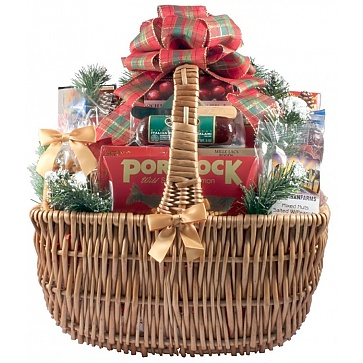 Cut Above Holiday Gift Basket (Extra Large)