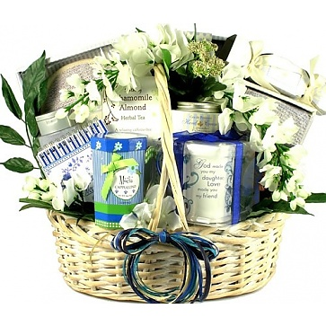 My Daughter, My Friend - Gift Basket for Daughters