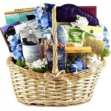 Deepest Sympathy Gift Basket (Large)