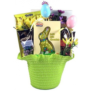 Sweet Celebrations Easter Basket