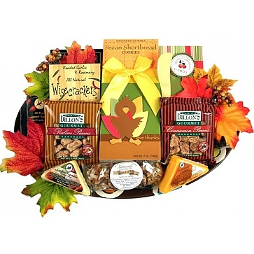 Give Thanks Fall Platter