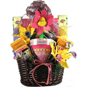 Feel Better Soon Get Well Basket