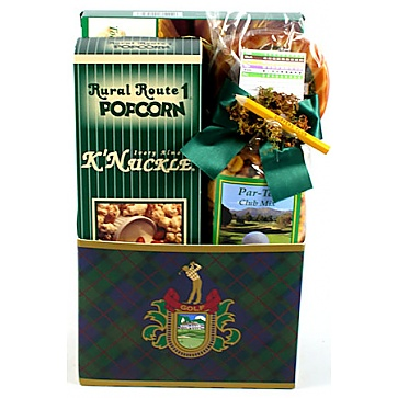 Fore You Golf Gift Basket