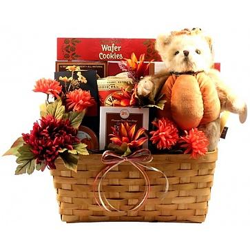 Gobble Gobble Thanksgiving Gift Basket