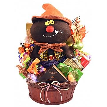 Halloween Spooktacular, Halloween Gift Basket