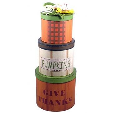 Harvest Blessings Gift Basket