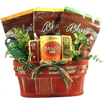 Healthy Living Sugar Free Chocolate Gift Basket
