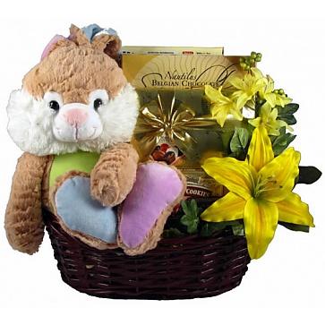 Hippity Hoppity Easter Basket