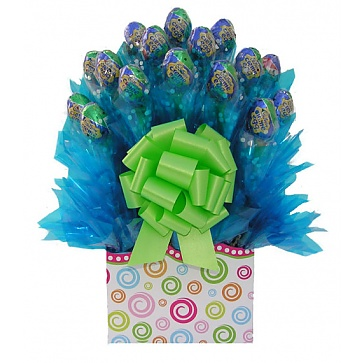 Cadbury Easter Candy Bouquet