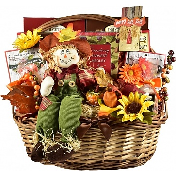 It's Fall, Y'all, Fall Gift Basket