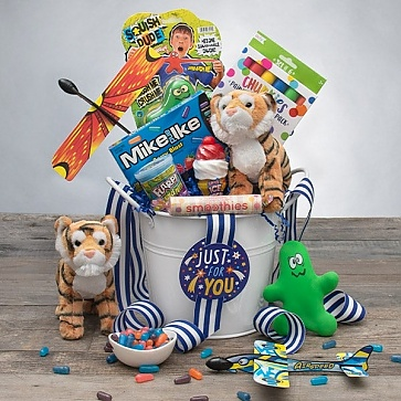 Just For You! Gift Bucket