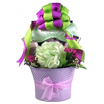 Lavender Fields Spa Gift For Her