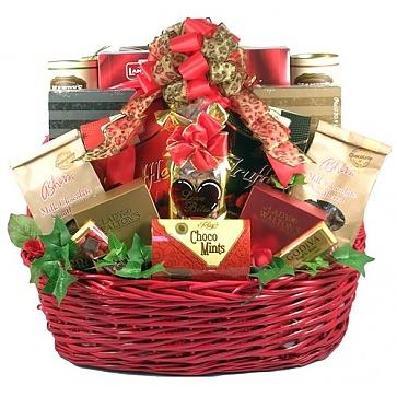 Love Bites Deluxe Gift Basket