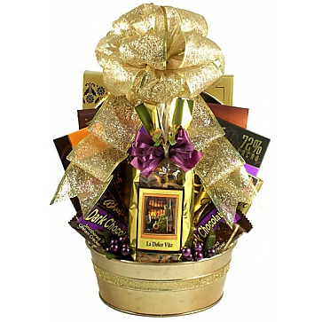 Royal Decadence Gift Basket (Medium)