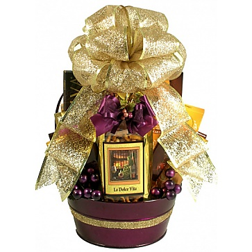 Royal Decadence Gift Basket (Small)