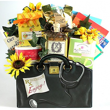 The Village MD The Cure for Boredom Gift Basket