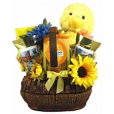 You Quack Me Up Easter Basket