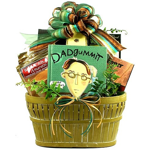 dadgummit father s day gift basket for dad