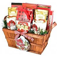 Christmas on the Farm Gift Basket
